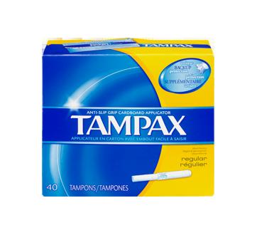 Image 3 of product Tampax - Tampax - Regular, 40 units