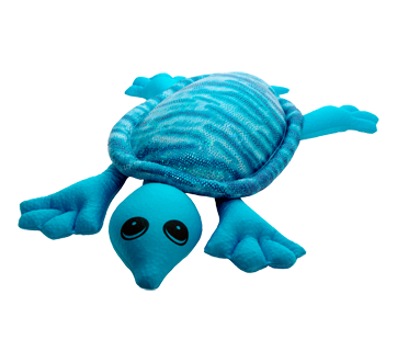 Weighted Turtle 2 in 1, 1 unit, Turquoise