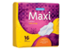 Thumbnail of product Personnelle - Maxi Pads Long with Tabs, 16 units, Super