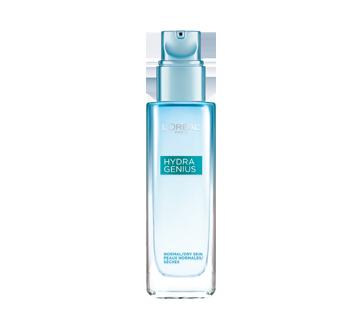 Hydra Genius Moisturizer Liquid Care , 90 ml, Normal to Dry Skin