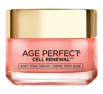 Age Perfect Cell Renewal Rosy Tone Cream , 50 ml
