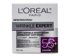 Image of product L'Oréal Paris - Wrinkle Expert 55+ Anti-Wrinkle Moisturizer, 50 ml