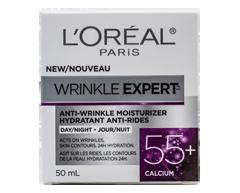 Image of product L'Oréal Paris - Wrinkle Expert 55+ Anti-Wrinkle Moisturizer, 50 ml