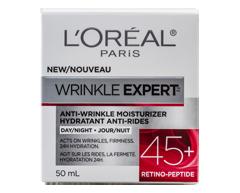 Image of product L'Oréal Paris - Wrinkle Expert 45+ Anti-Wrinkle Moisturizer, 50 ml