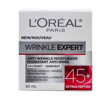 Wrinkle Expert 45+ Anti-Wrinkle Moisturizer, 50 ml