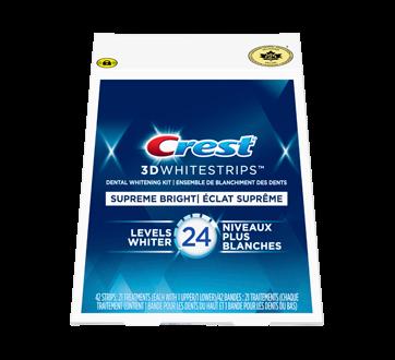 3D White Whitestrips Supreme FlexFit, 21 units