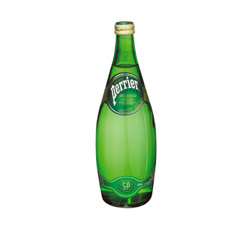 Image of product Perrier - Carbonated Natural Spring Water Regular, 750 ml