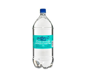 Demineralized Treated Water, 2 L