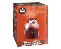 Image of product Crane - Ultrasonic Cool Mist Humidifier, 1 unit, Owl