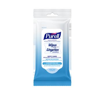 Hand Sanitizing Wipes , 10 units