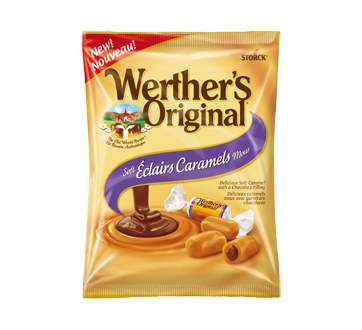 Image of product Werther's Original - Soft Crème Caramels, 230 g