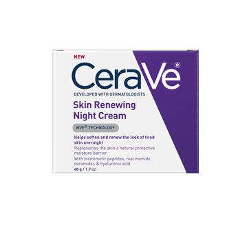 Image of product CeraVe - Skin Renewing Night Cream, 48 g
