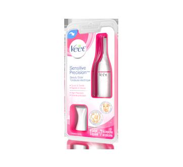 Image 2 of product Veet - Sensitive Precision Beauty Styler Expert Face, Bikini & Underarm , 1 unit