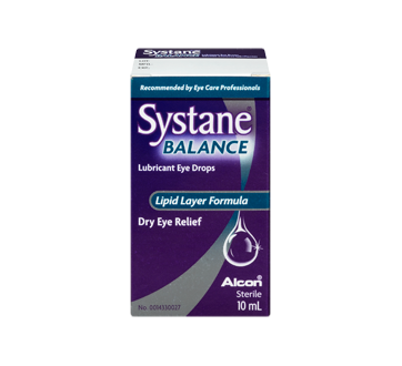Image 3 of product Systane - Balance Lubricant Eye Drops, 10 ml