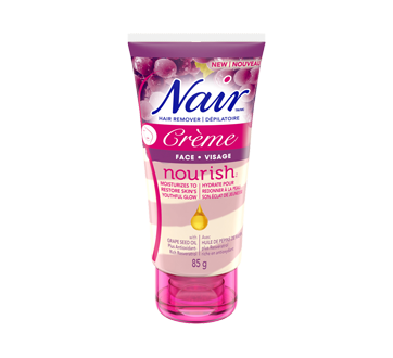 Hair Remover Cream Face 85 G Nair Depilatory Cream Jean Coutu