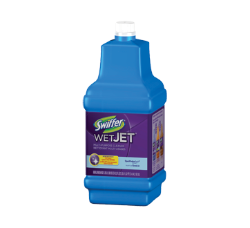 wetjet spray mop floor cleaner multi purpose solution 1 25 l