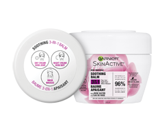 Image of product Garnier - SkinActive 3-in-1 Soothing Balm, 200 ml, Dry and Sensitive Skin
