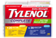 Thumbnail 1 of product Tylenol - TylenolComplete Cold, Cough & Flu Daytime/Nighttime Formula Extra Strength Caplets, 40 units