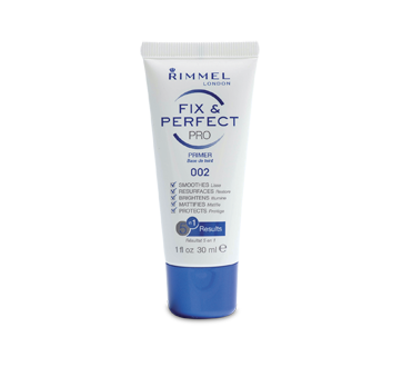 Image of product Rimmel London - Fix & Perfect Pro Primer, 30 ml, #002