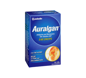 auralgan ear drops how to use