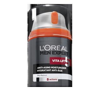 Men Expert Vita Lift Moisturizer Face Cream with Pro-Retinol for Men, 50 ml