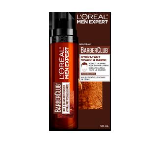 Men Expert BarberClub Face and Beard Moisturizer, 50 ml