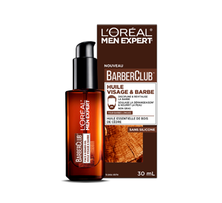 Men Expert Barberclub Face and Beard Oil, 30 ml
