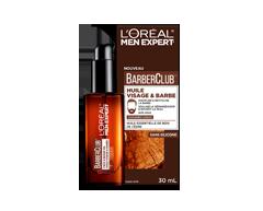 Image of product L'Oréal Paris - Men Expert Barberclub Face and Beard Oil, 30 ml