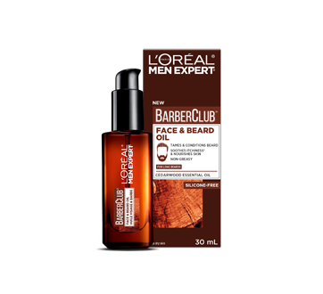 Image 2 of product L'Oréal Paris - Men Expert Barberclub Face and Beard Oil, 30 ml