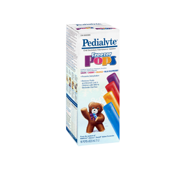 Image 2 of product Pedialyte - Pedialyte Freezer Pops, 16 units