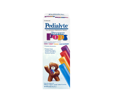 Image 3 of product Pedialyte - Pedialyte Freezer Pops, 16 units
