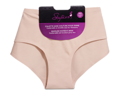 Image of product Styliss - Seamless Women's Brief, 1 unit, Small