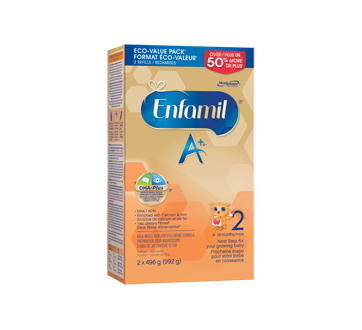 Image of product Enfamil A+ 2 - Enfamil A+ 2 Refill Box,  2 x 496 g