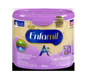 Enfamil A+ Gentlease Tub, 629 g