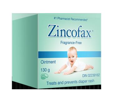Zincofax Fragrance-Free, 130 g
