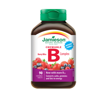 Image 1 of product Jamieson - Chewable B Complex, 90 units
