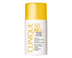 Image of product Clinique - Mineral Sunscreen Fluid For Face SPF 30, 30 ml, Sensitive Skin