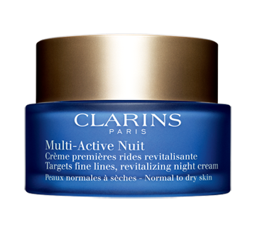 Multi-Active Nuit, 50 ml, Normal to Dry Skin