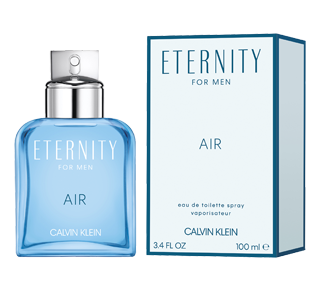 Eternity Air for Men Eau de Toilette, 100 ml
