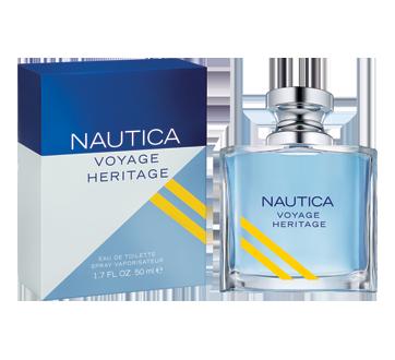 Nautica Voyage Heritage Eau de Toilette, 50 ml
