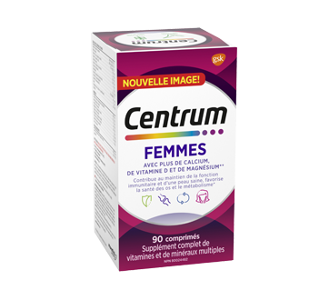 Image of product Centrum - Supplement for Women, 90 units