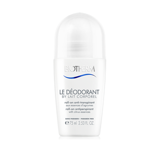 Le Déodorant By Lait corporel Roll-On Antiperspirant, 75 ml