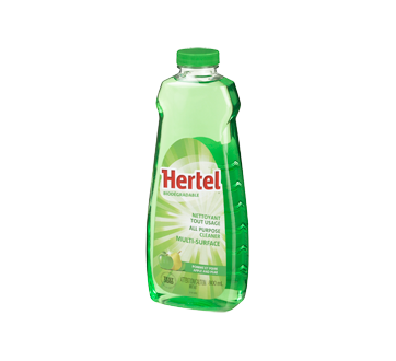 Multi-Surface Cleaner, 800 ml, Apple and pear