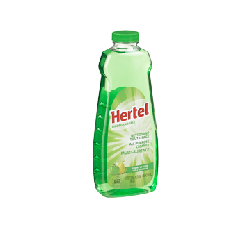 Image 2 of product Hertel - Multi-Surface Cleaner, 800 ml, Apple and pear