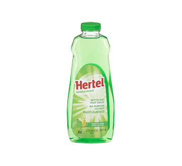 Image 3 of product Hertel - Multi-Surface Cleaner, 800 ml, Apple and pear