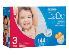 Image of product Personnelle - Baby Diapers, 144 diapers