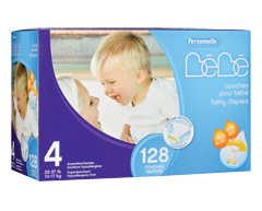 Image of product Personnelle - Baby Diapers, 126 diapers