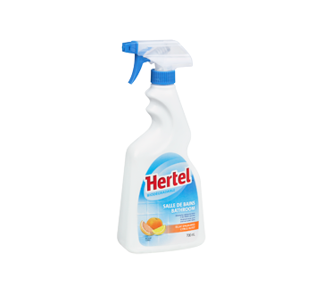 Image 2 of product Hertel - Bathroom, 700 ml, Citrus
