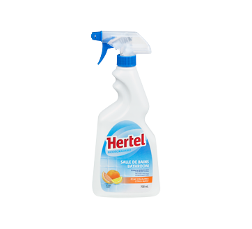 Image 3 of product Hertel - Bathroom, 700 ml, Citrus