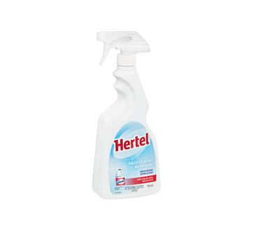 Disinfectant Bathroom Cleaner With La Parisienne Bleach 700 Ml Javel Hertel All Purpose